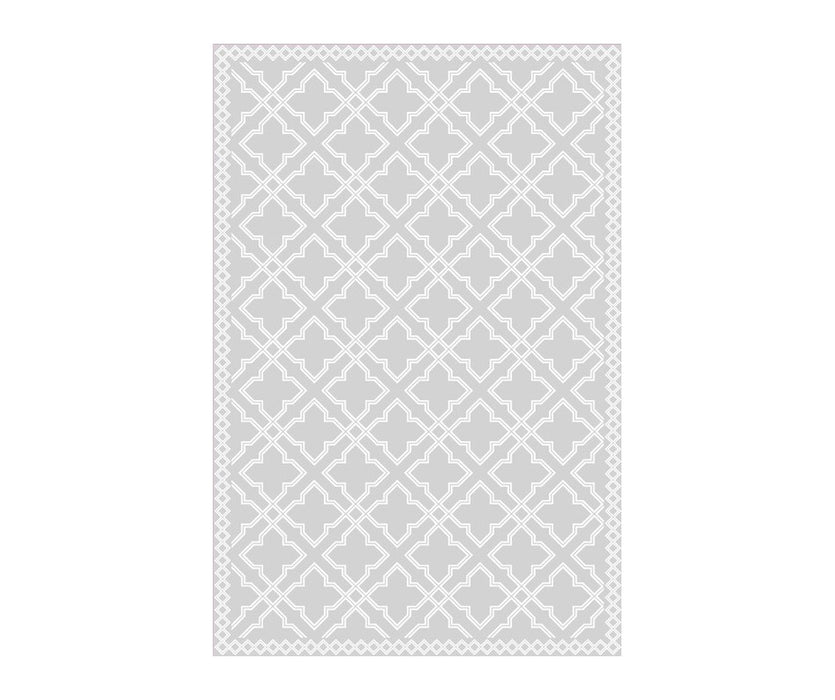 A&A STORY Classic Neutrals 023738 Placemats and Table Runner