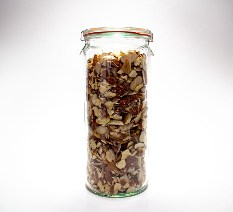 WECK Cylindrical Jars