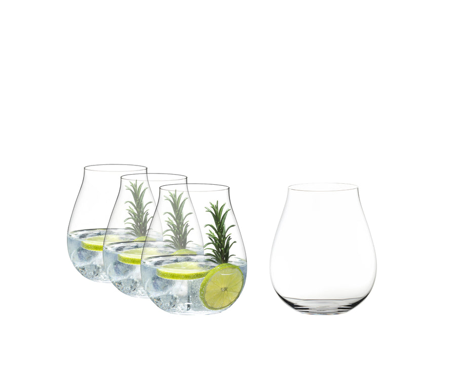 RIEDEL CRYSTAL Gin & Tonic Glasses, S/4