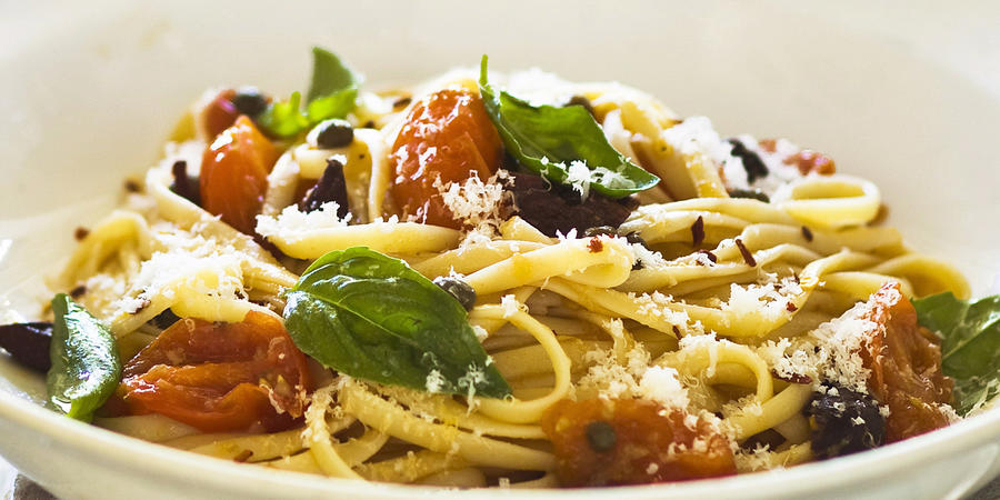 My Favourite Pasta Recipes - Thursday June 13, 2019 at 6:30pm - 9:00 pm (2.5 hrs)