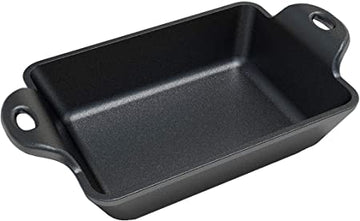 LODGE Heat-Treated Cast Iron Rectangle Server