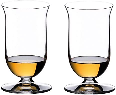 RIEDEL CRYSTAL Single Malt Whiskey Glasses, S/2