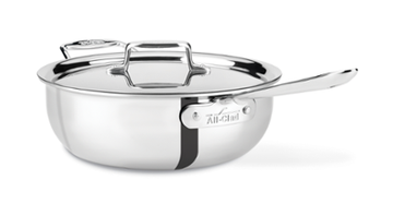 ALL-CLAD d5® Stainless Steel Essential Pan (3QT)