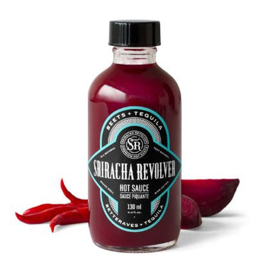 SRIRACHA REVOLVER Small Batch Hot Sauces