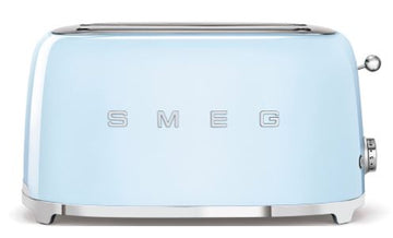 SMEG 4 Slice Long Slot Toasters