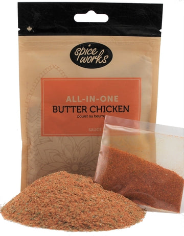 SPICEWORKS All-in-One Sauce Mixes
