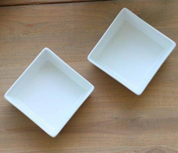 WILDLY DELICIOUS Square Dishes