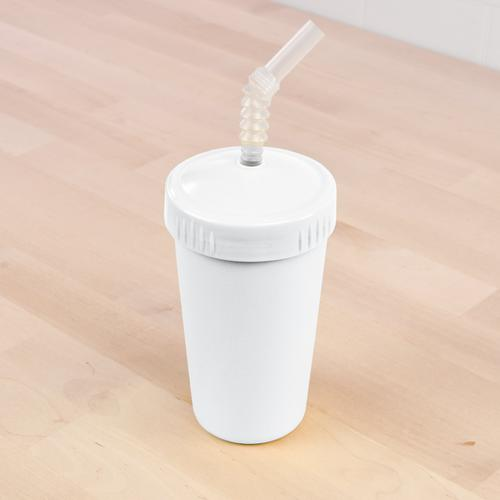 RE-PLAY Cup with Lid and Straw
