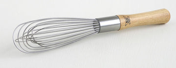 BEST French Whisks, Wood and Stainless Steel