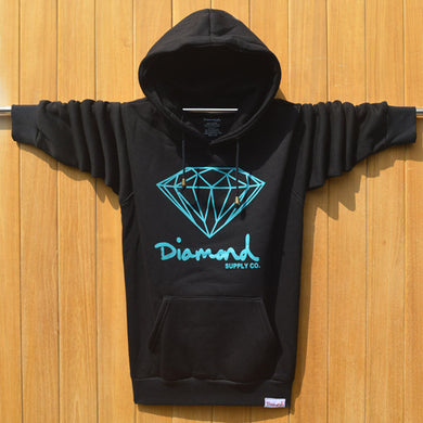 Winter Men's Diamond Supply co Hoodies Men Hip Hop Sweatshirts Man Fleece high quality Hoody Pullover Sportswear Clothing