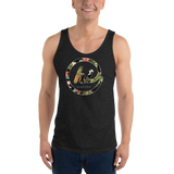 Aloha Tribe Hi Pineapple Unisex Tank Top