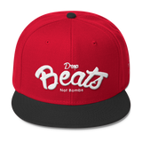 Rhythm Arts -DropBeats- Snapback Hat-C