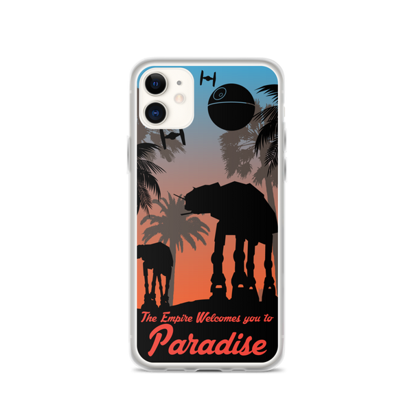 Rhythm Arts -Empire Paradise- iPhone Case