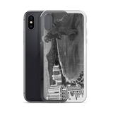 Rhythm Arts -Zilla- iPhone Case