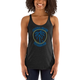 Rhythm Arts Aloha State Warriors Womens Racerback Tank