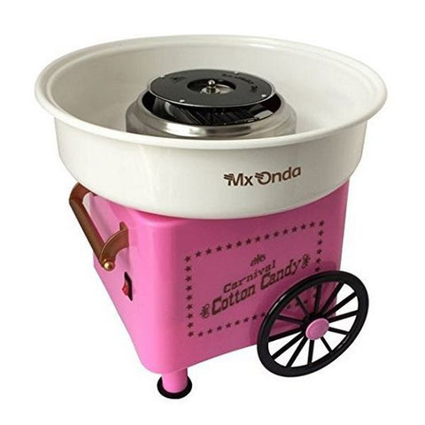 Vintage Style Candy Floss Machine MX Onda MX-AZ2765 500W - Country Kitchenware