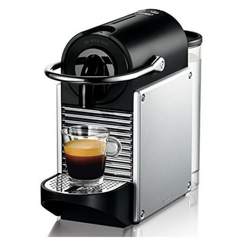 De'Longhi EN-125S Pixie Nespresso Capsule Coffee Machine - Country Kitchenware