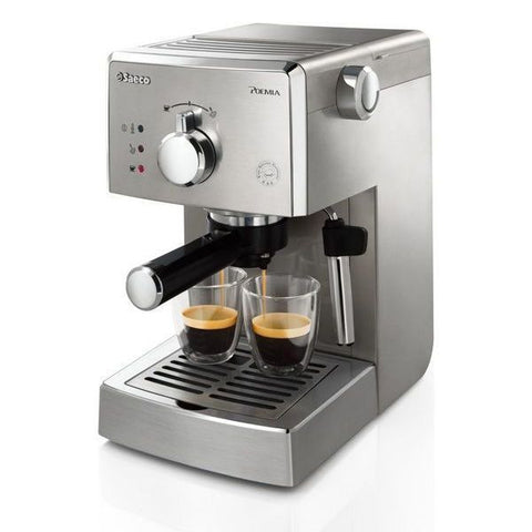 Philips Saeco Peomia Focus HD8427/11 Express Manual Coffee Machine