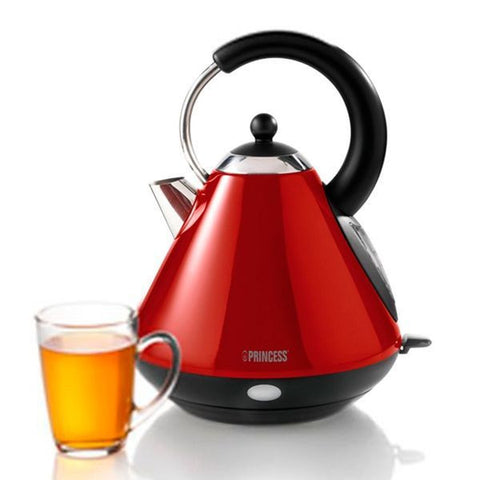 Princess 233022R Pyramidal Water Kettle - Country Kitchenware