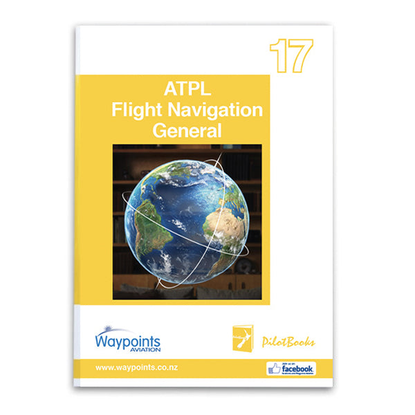Vol 17: ATPL Flight Navigation General (November 2020) - GST Excl