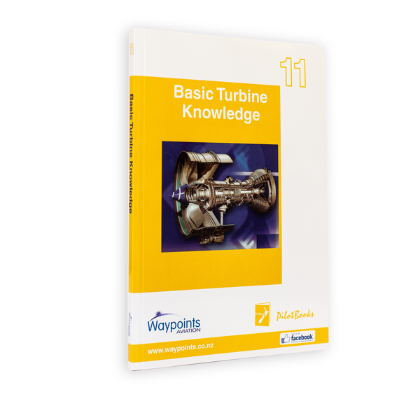 Vol 11: Basic Turbine Knowledge (February 2019) - GST Excl