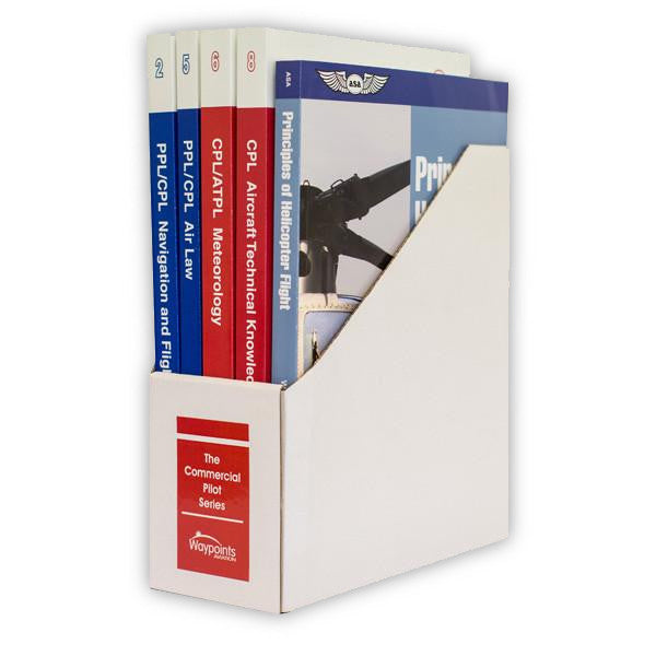 Commercial Pilot Kit (Helicopter - Current Editions) - GST Excl