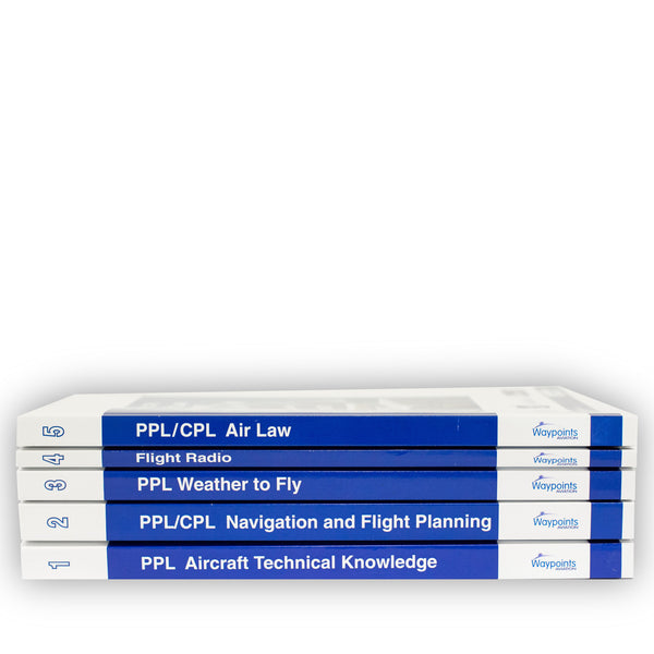 Private Pilot Licence (PPL) Kit (Current Editions) - GST Excl