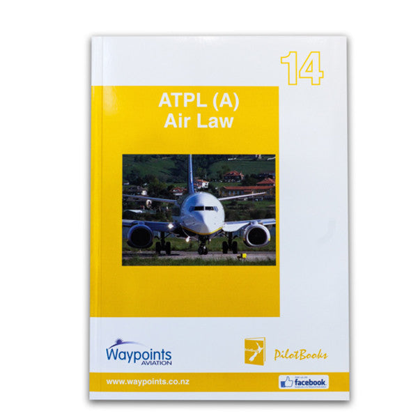 Vol 14: ATPL(A) Air Law (November 2020) - GST Excl