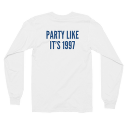 Party Like It's 1997 Long Sleeve