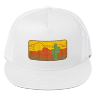 Desert Throwback II Trucker Hat