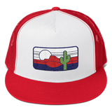 Desert Throwback Trucker Hat