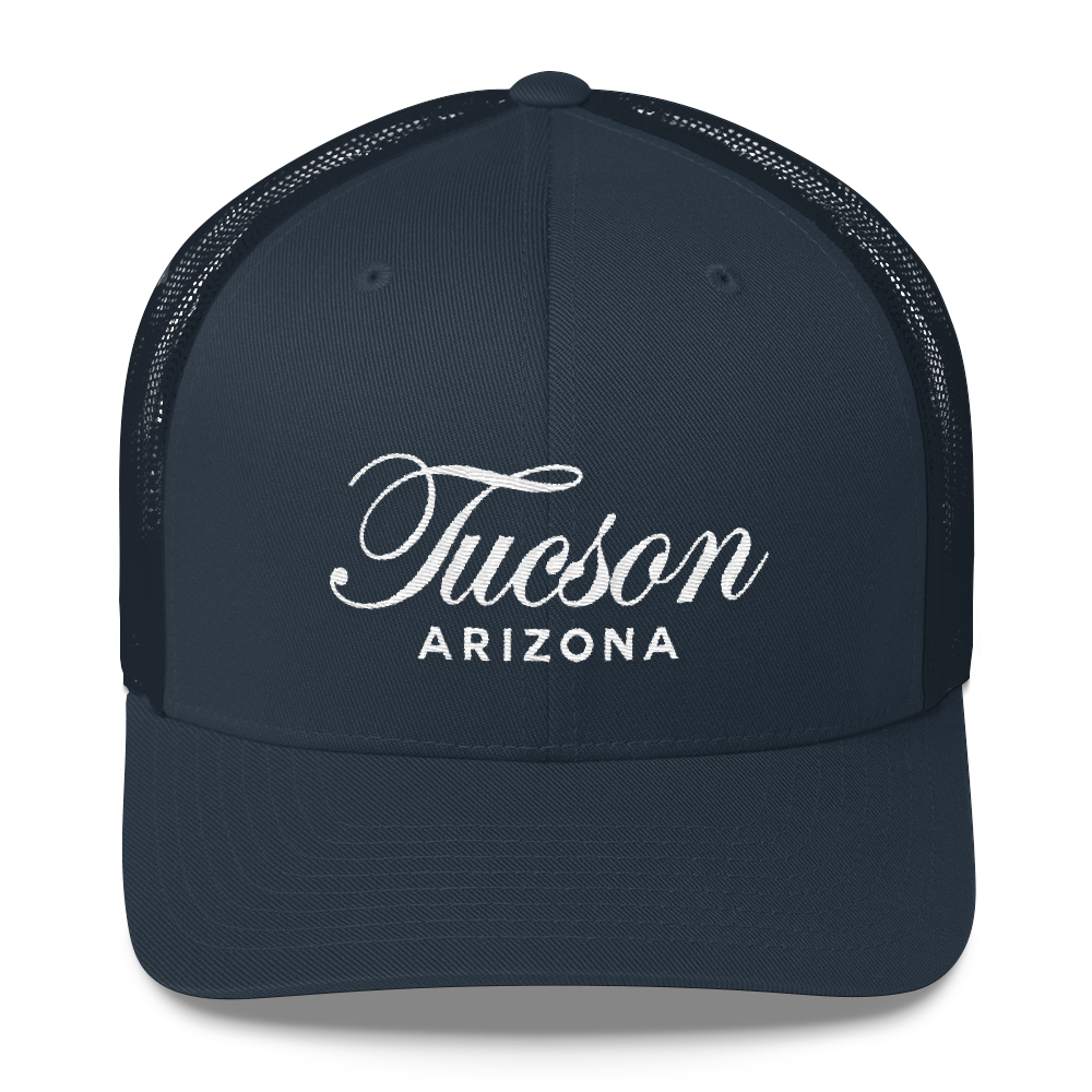 Tucson Mid Profile Trucker Hat