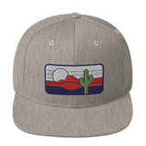 Desert Throwback Snapback