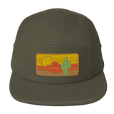 Desert Throwback II Five Panel Cap