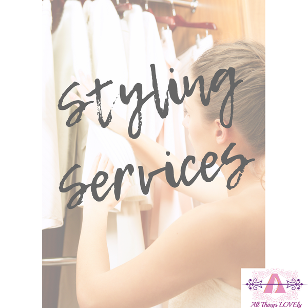 Virtual Wardrobe Personal Styling Services