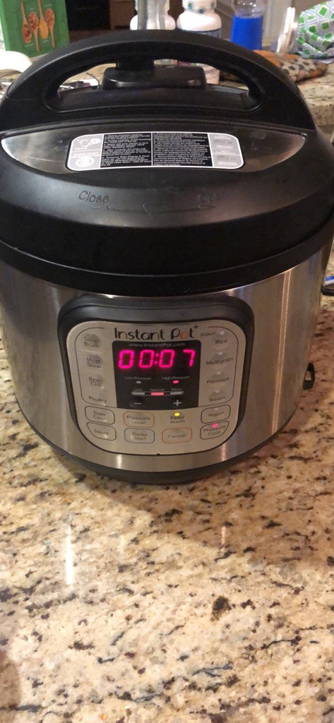 Instant Pot Crack Chicken!