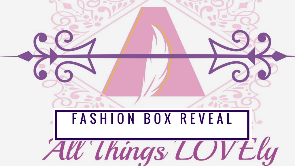 Fashion Reveal Mystery Box open-Girls Night In
