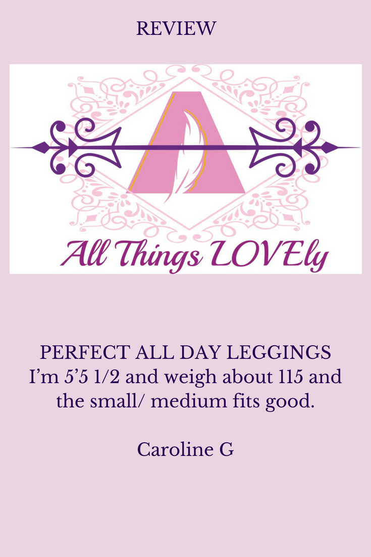 Customer review for motto leggings Testimonials