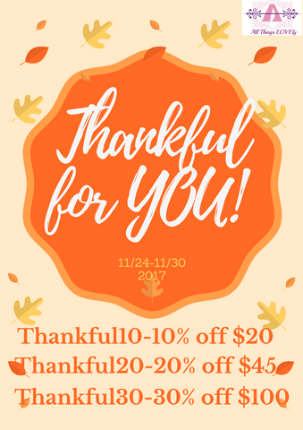 Thankful Lovely Boutique discount code savings for boutique shopping online