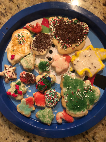 Shortbread Christmas Cookie Recipe