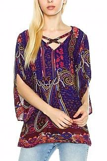 Paisley top tops for fall fall top must have tops womens tops boutique shopping