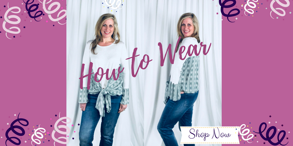 How to Wear Outfits over 40 Fashion over 30 Mobile Boutique Mom Life
