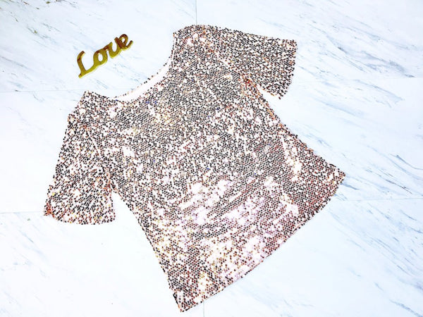 Sequin Top Small Sequin Top