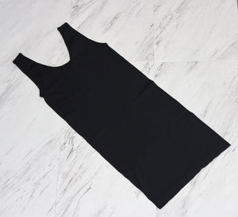 Wide Strap Long Tank Must Have Layering Tank - Multiple Colors