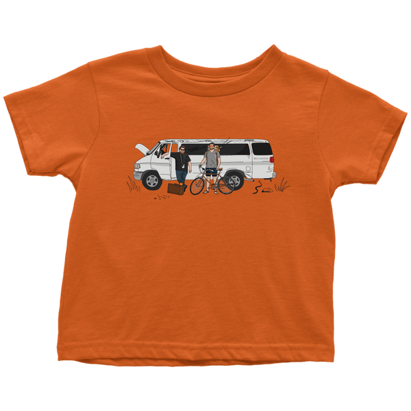 The Road To Edmond - Toddler T-Shirt