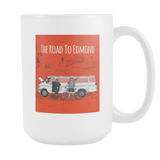 The Road To Edmond - White 15oz Mug