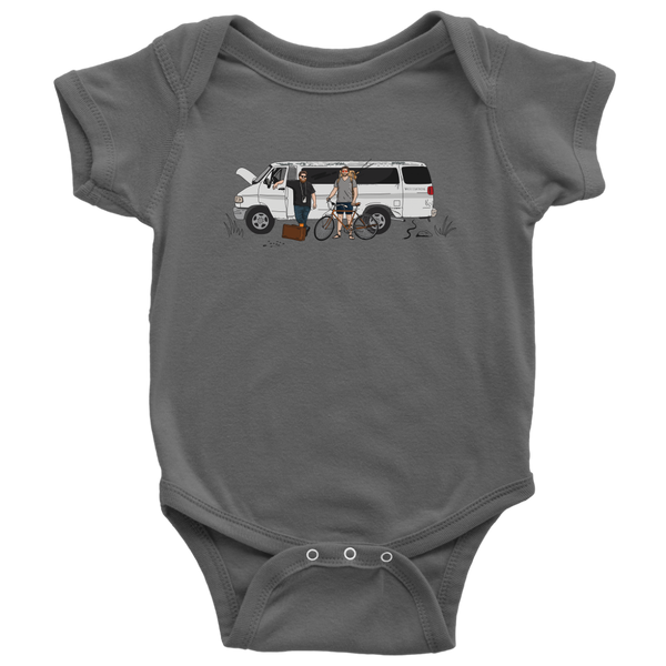 The Road To Edmond - Baby Onesie