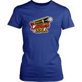 Launch The Ball Pinball Video Arcade Womens Tshirt