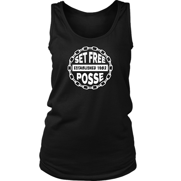 Set Free Posse - Womens Tank To[