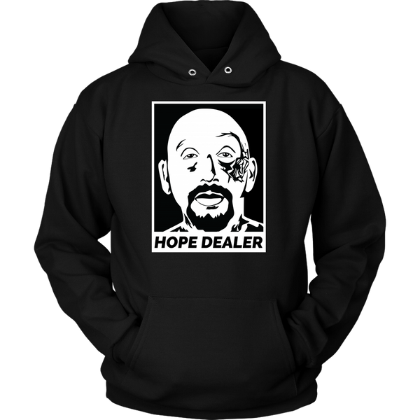 Hope Dealer Phil Aguilar Set Free - Unisex Hoodie Sweatshirt